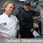 "Outback Steakhouse ""Steak & Crab Bash"""