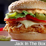 Jack In The Box - Food Montage 1